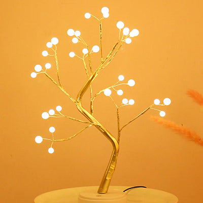 The Spirit Tree - Fairy Light Lamp