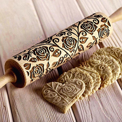 Christmas Rolling Pin (50% Off )