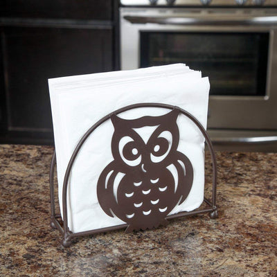 Owl Napkin Holder Free Shipping - LIMITED OFFER-