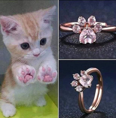Cat Ring- Free Shipping -
