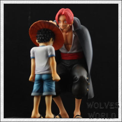One Piece Shanks and luffy  Moment (FREE SHIPPING)
