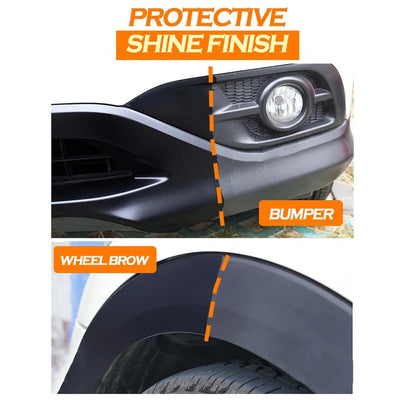 Spray shine and hydrophobic protection
