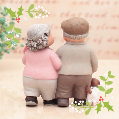 Love Lasts Figurine