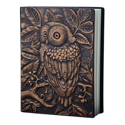 Owl Notebook Valentine's Day gift