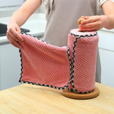 Super Absorbent Microfiber Cleaning Cloth