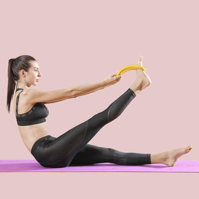 Yoga Ring Pilates Fitness Circle