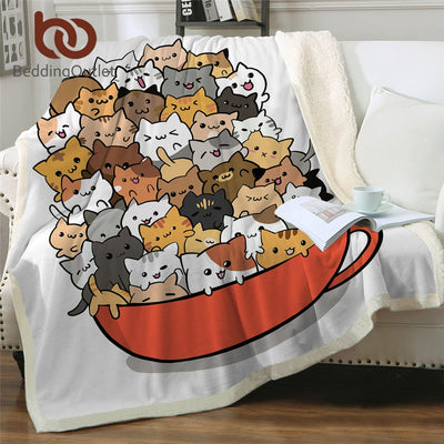 Cat Bed Blanket Free Shipping