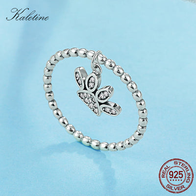 Cat Paws Ring Sterling 925 Silver