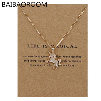 Fashion New Necklace Gift