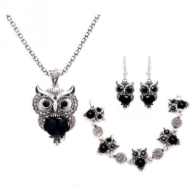 Owl Jewelry Free Shipping 50% OFF ( Limited offer only today )