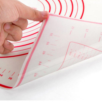 Silicone Baking Mat Sheet Kneading