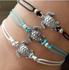 Turtle bracelet Women Girl Beach Summer