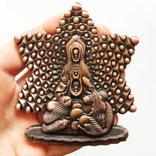 Load image into Gallery viewer, MAMA - Copper Pin - ARTIST PROOF