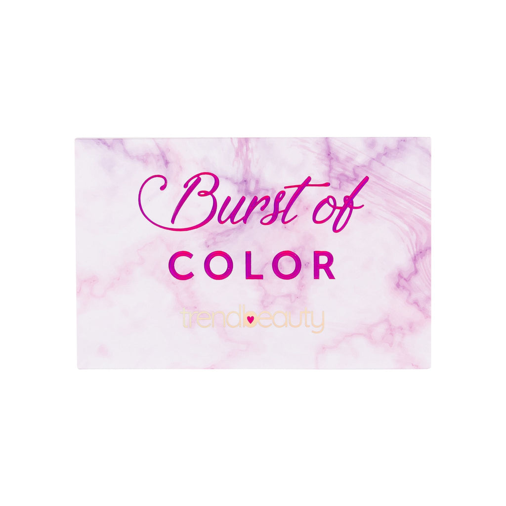 Burst of Color