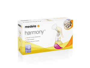 Extractor de leche manual Medela Harmony BASIC