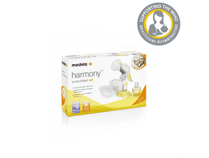Extractor de leche manual Medela Harmony FULL