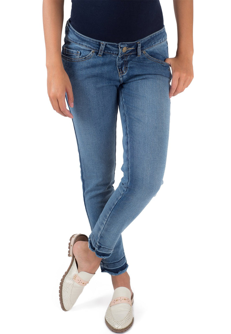 Cropped Jeans Maternal