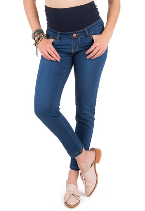 Jeans Pitillo Maternal Medium Light