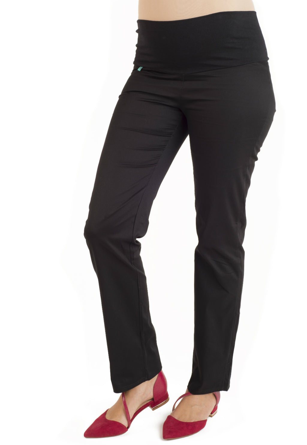 Pantalon Maternal Beatriz Negro