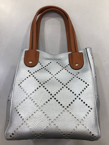 Our Tic Tac Cardigan is a stylish, modern look for Autumn/Winter. The contrast of ivory on black sets the tone for this classic shape which also features an interesting ribbed lace stitch. Made from a knit blend of Polyester, Acrylic, Nylon and Wool, its light, warm and fully washable.