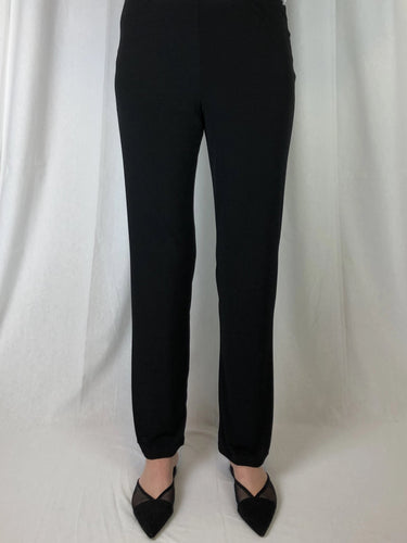 Made in Australia from Polyester/Spandex, these silky soft pants have an elastic waistband and are super comfy to wear. Ideal for travelling they wash easily, drip dry and are available in black and navy.