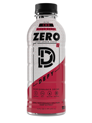 Mixed Berry Zero