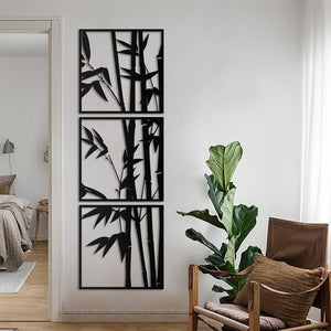 Bamboo Wall Hanging