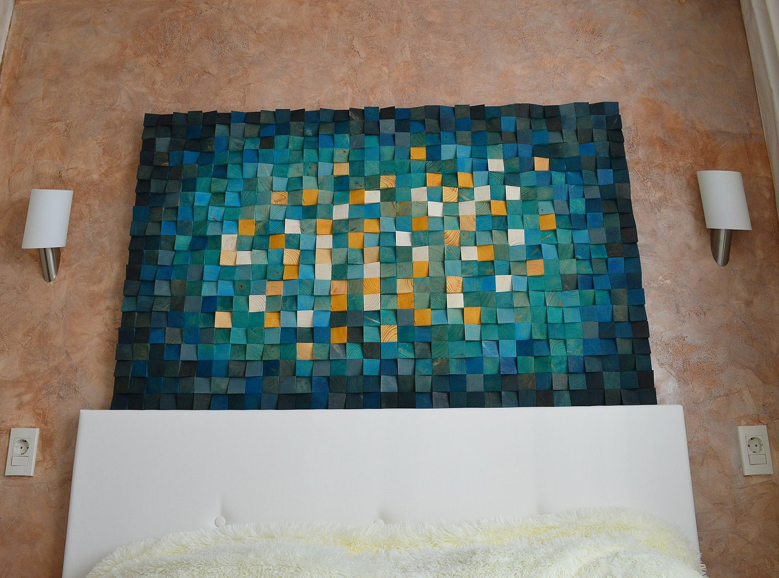The Mystery Of The Ocean Wood Mosaic