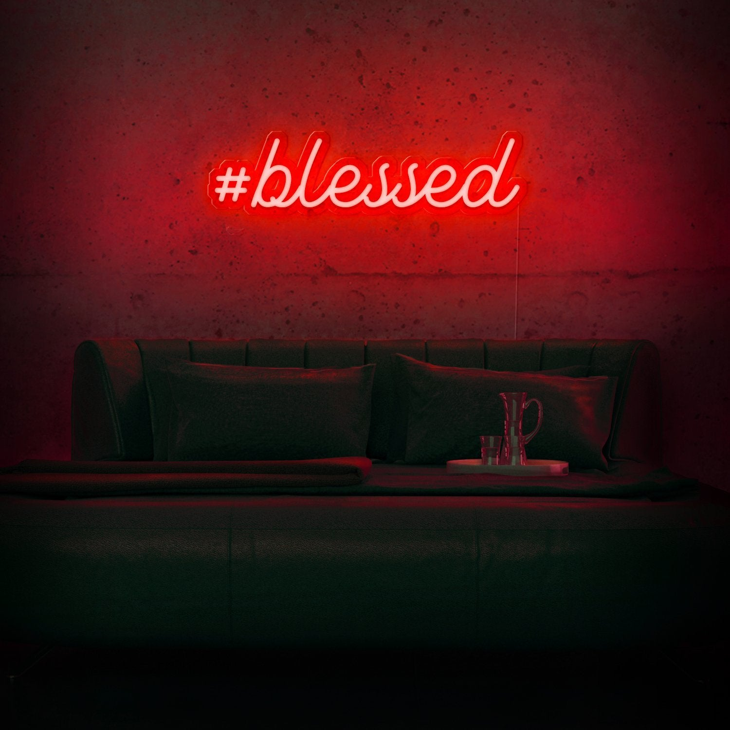 Blessed Neon