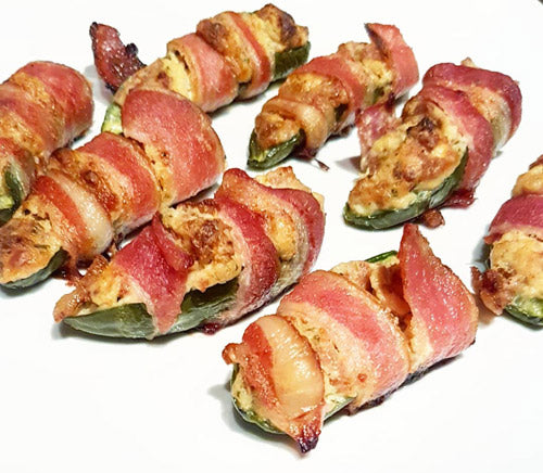 quick and easy keto snacks recipe jalapeno poppers