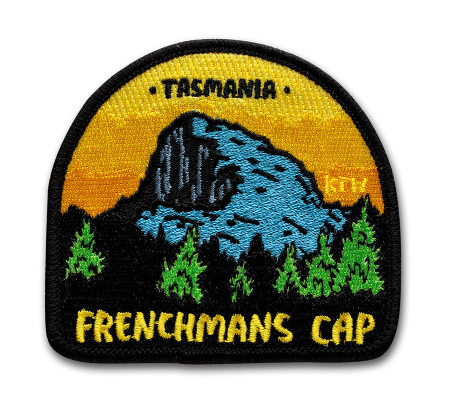 Frenchmans Cap Patch