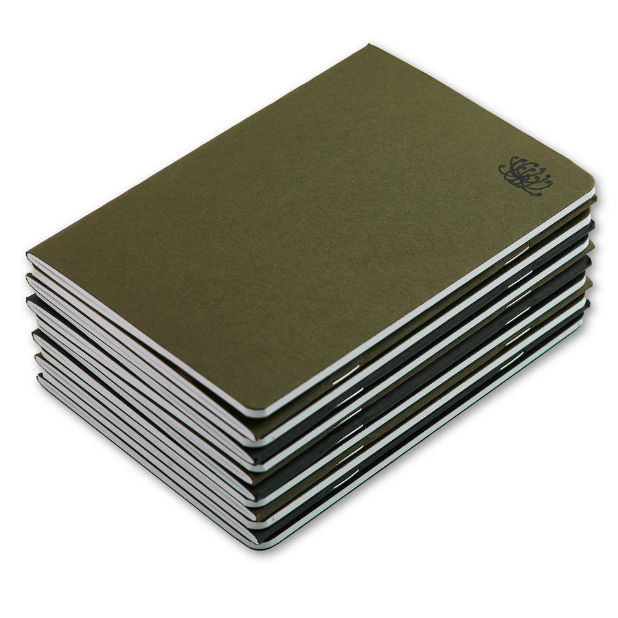 A6 Recycled Notebook