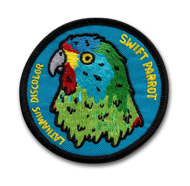 Swift Parrot Patch