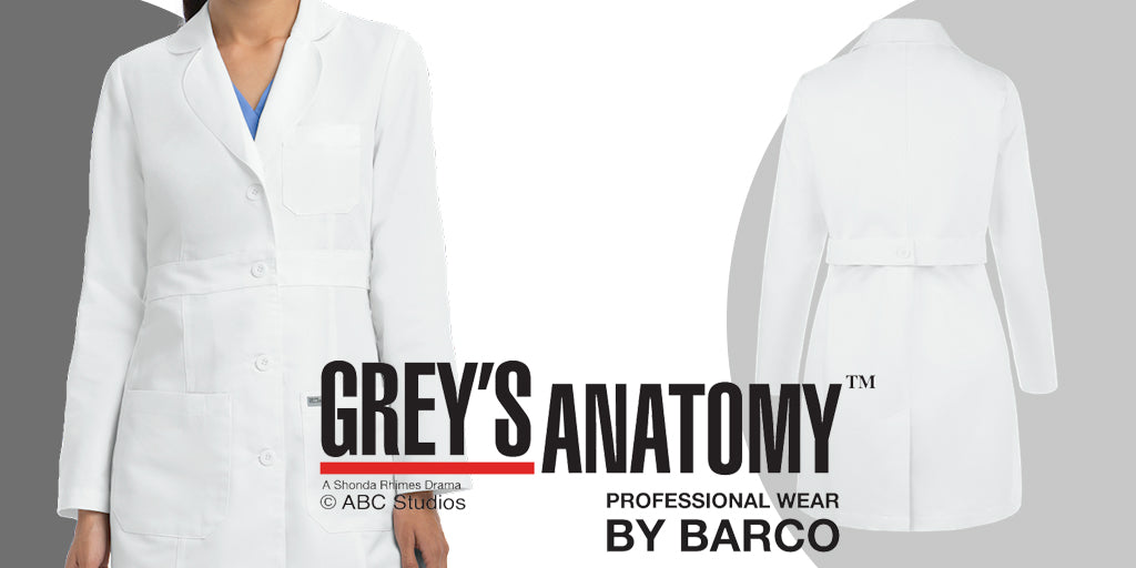 Grey's Anatomy Lab Coats