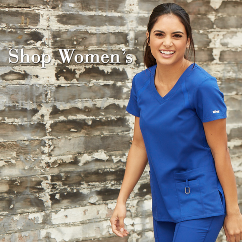 Best Scrub Tops for Women