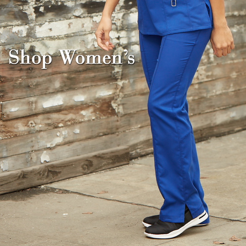 best scrub bottoms for women