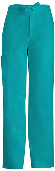 Cherokee Luxe Men's Men's Fly Front Drawstring Pant - 1022 - ScrubHaven