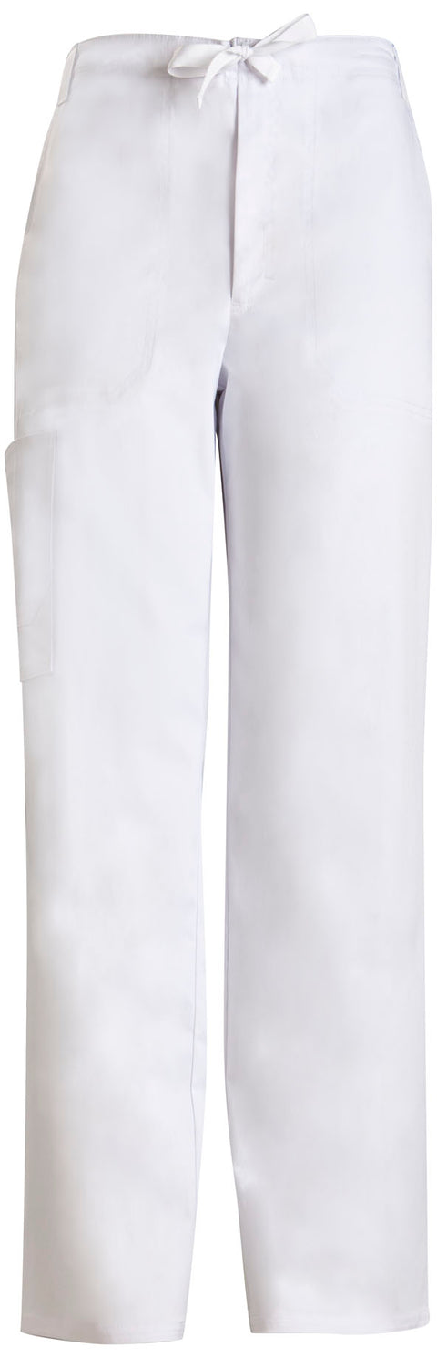 Men's Fly Front Drawstring Pant by Cherokee #1022