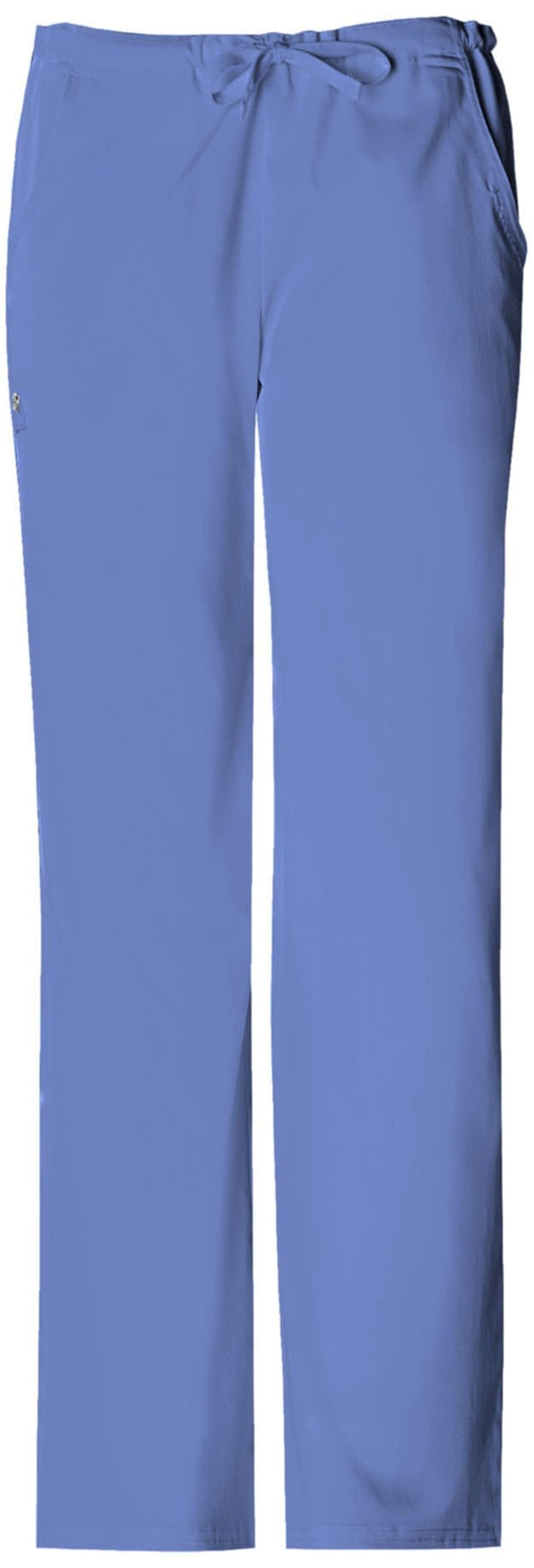 1066P Low Rise Straight Leg Drawstring Pant (Petite)