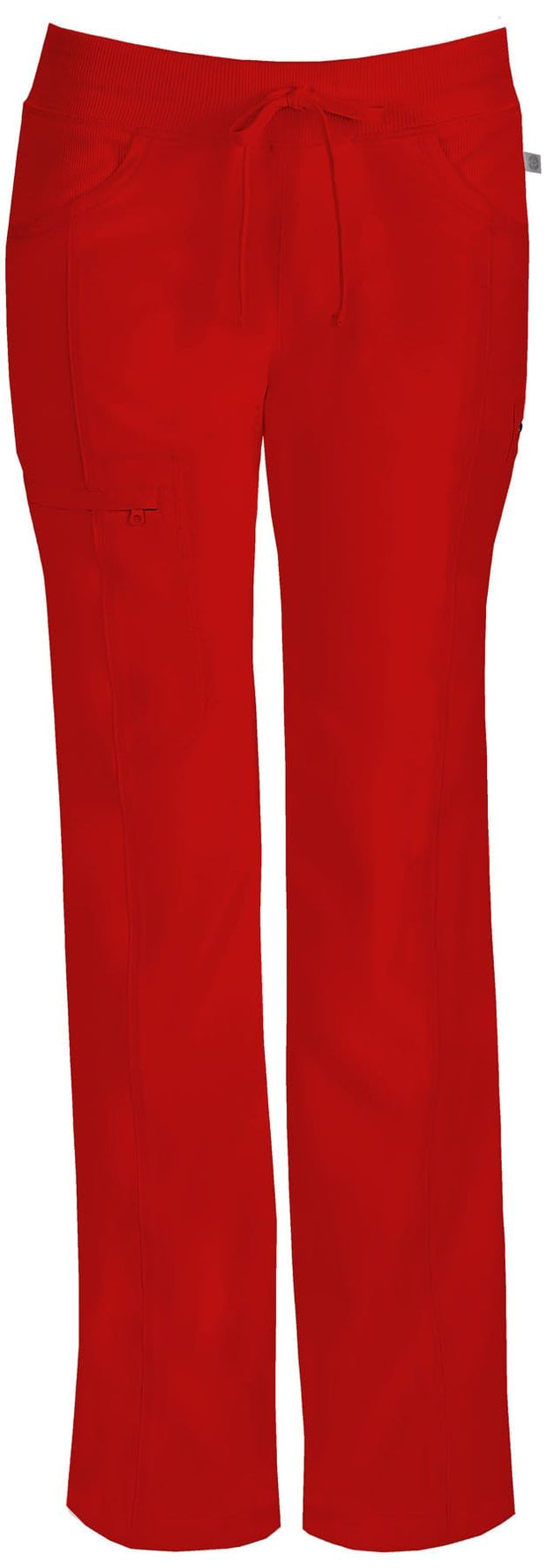 Cherokee Infinity Women's Low Rise Straight Leg Drawstring Pant (Tall) #1123AT