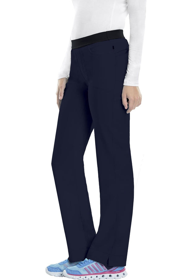 1124AP Low Rise Slim Pull-On Pant (Petite)