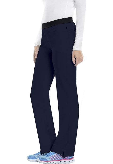 Cherokee Infinity Women's Low Rise Slim Pull-On Pant - 1124AT  Tall - ScrubHaven