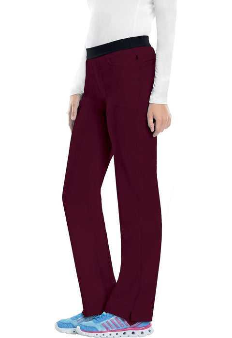 Cherokee Infinity Women's Low Rise Slim Pull-On Pant - 1124A - ScrubHaven