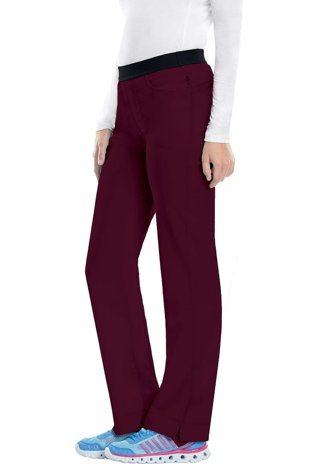 1124A Low Rise Slim Pull-On Pant