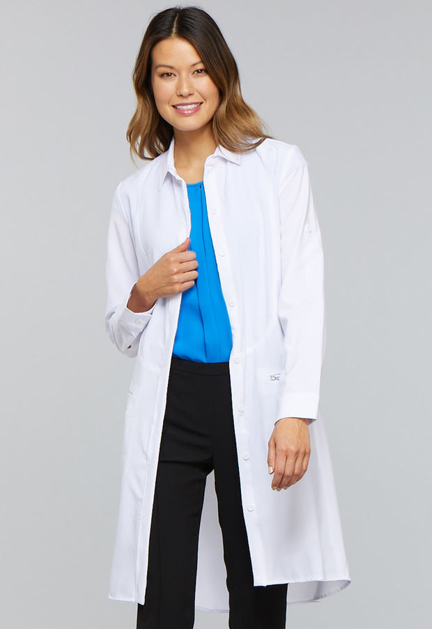 "Cherokee Infinity Women's 40"" Lab Coat - 1401A"