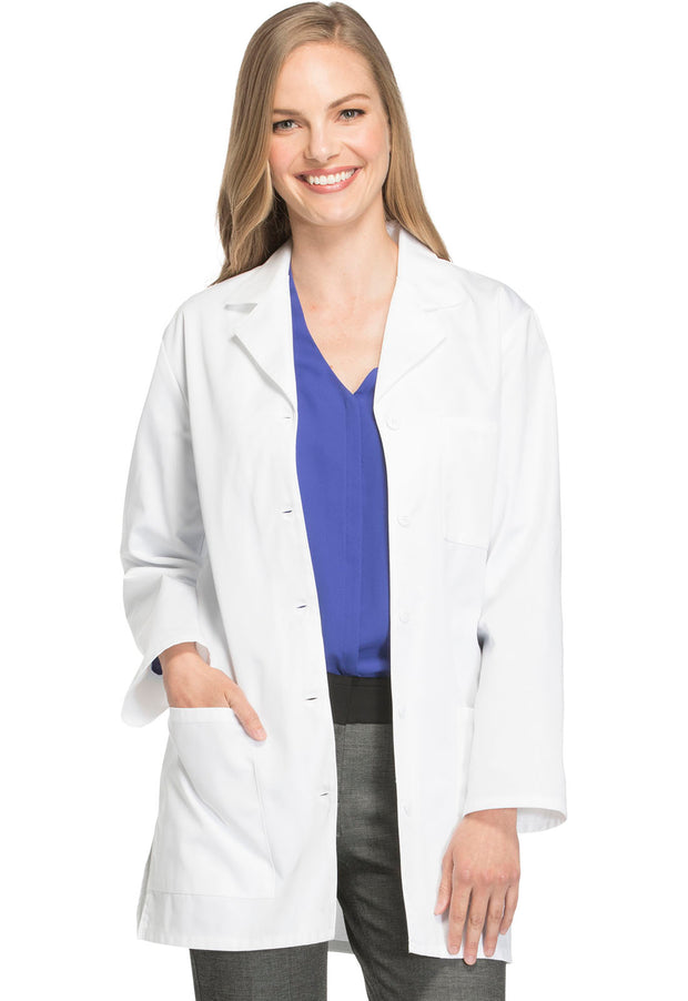 "Cherokee Women's 32"" Lab Coat #1462"