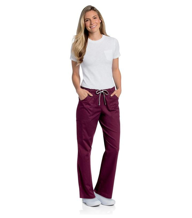 2035 WOMENS ALL DAY FULL ELASTIC CARGO PANT