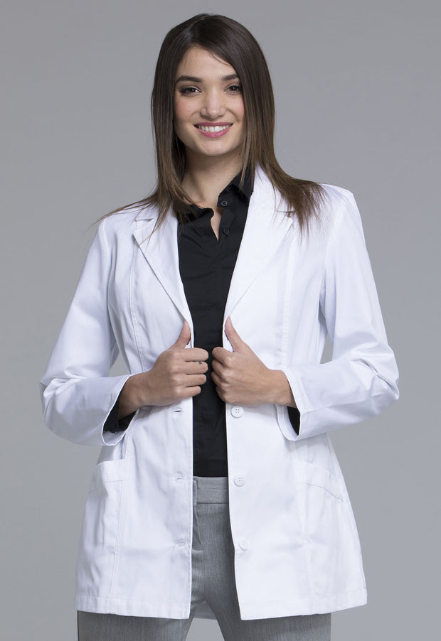 "Cherokee Fashion White Lab Coat Women's 30"" Lab Coat - 2316"