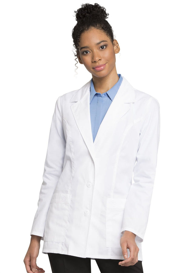 "Cherokee Professional Whites Women's 29"" Lab Coat - 2390 - ScrubHaven"