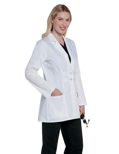 3033<br> WOMEN'S ANTIMICROBIAL LAB COAT